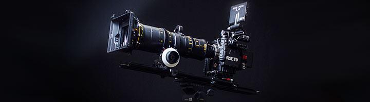 Профессиональное оборудование для видеосъемки