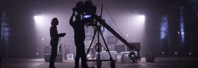 Видеосъёмка клипов в Москве