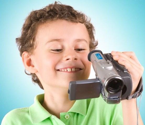 Профессиональная видеосъёмка детей