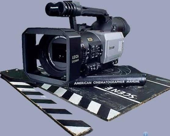 Профессиональная видеосъемка в Москве