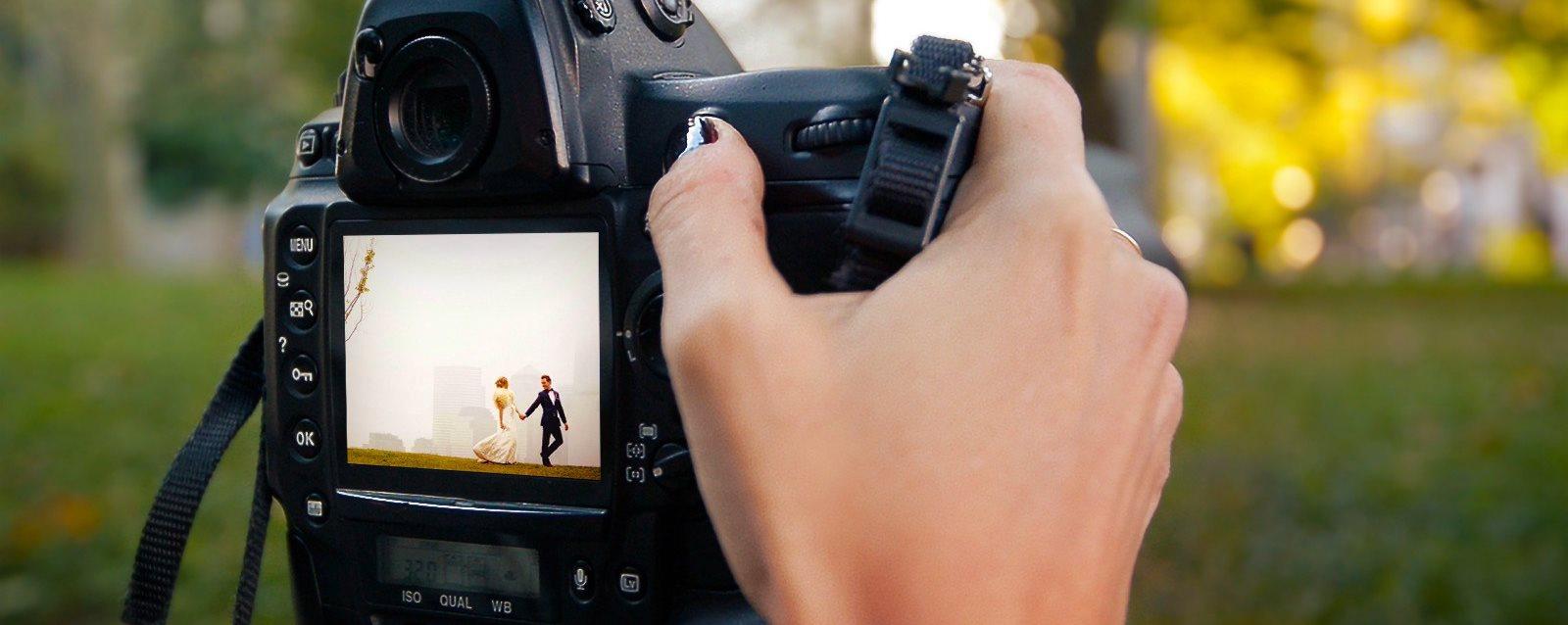 Видеограф и фотограф в Москве