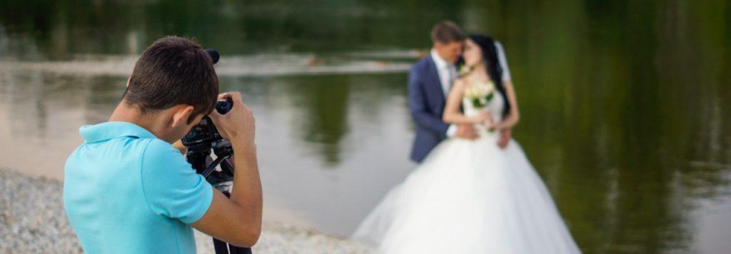 Особенности съемки свадьбы