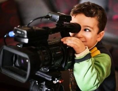 Детский видеооператор на заказ