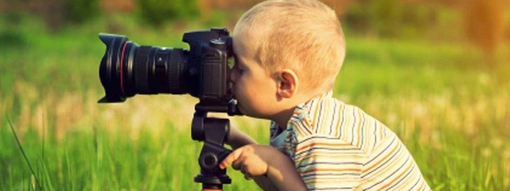 Видеосъёмка детского праздника