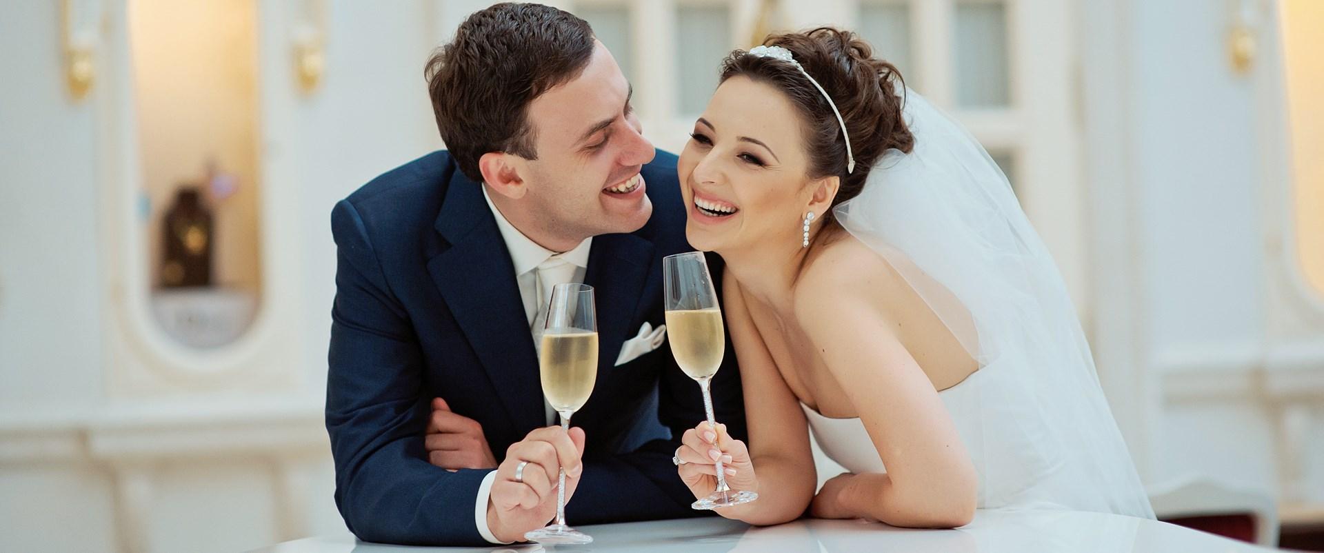 Свадебный видеограф на заказ