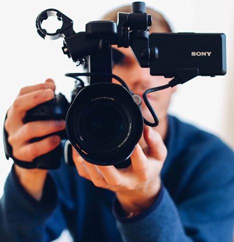 Профессиональная видеосъёмка детского праздника