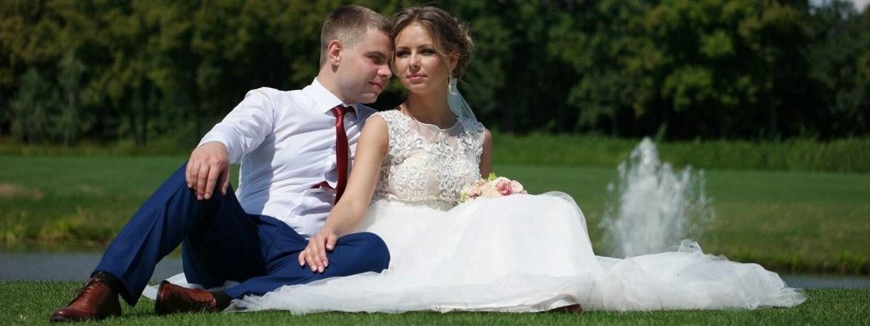 Профессиональная съемка свадебных клипов