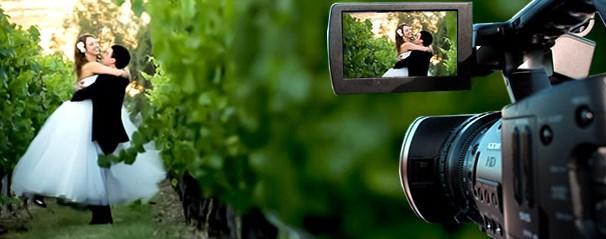 Особенности видео и фото съемки свадьбы