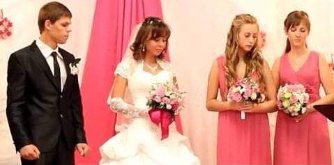 Съемка фото и видео на свадьбу