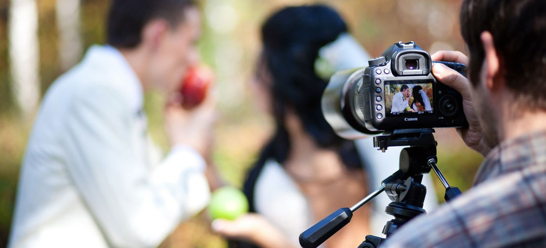 Услуги фото и видеосъемки на заказ