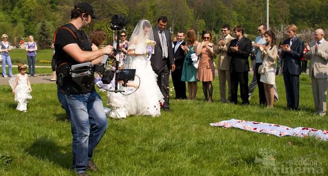 Фото и видеосъемка для свадьбы