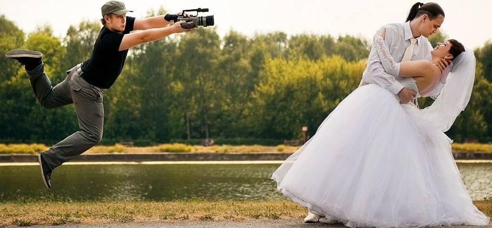 Правила фото и видео съемки свадеб