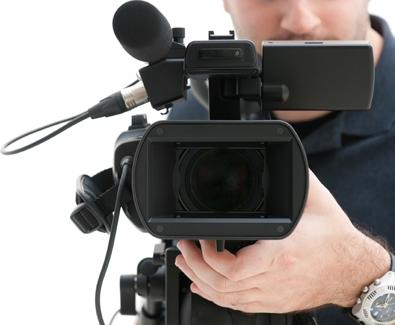 Видеосъемка мероприятий на заказ