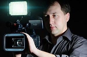 Услуги профессионального видеографа