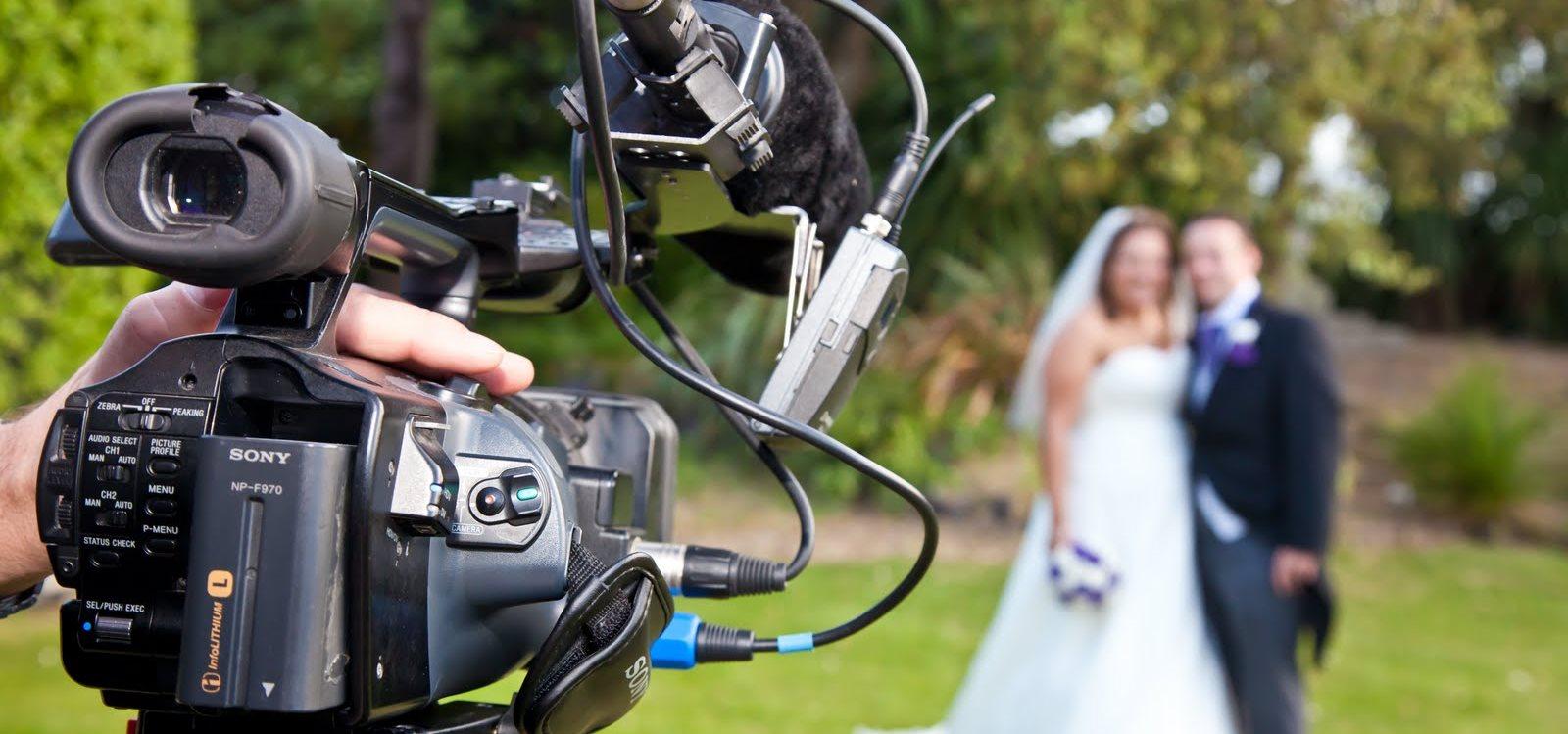 Оператор и фотограф на свадьбу