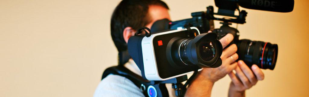 Оказание услуг видеосъемки
