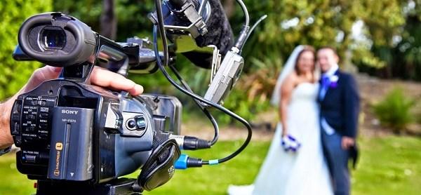 Профессиональные услуги видеографа
