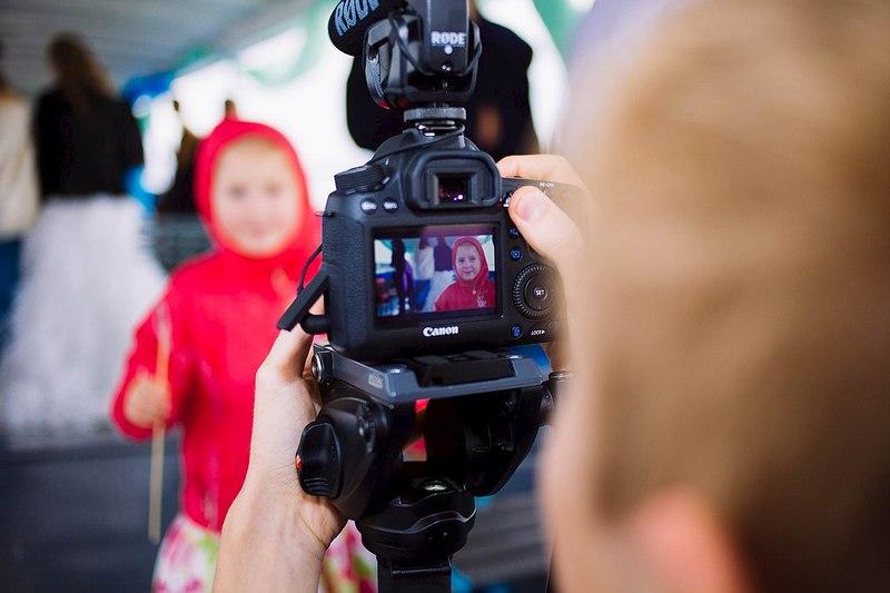 Детские видеографы