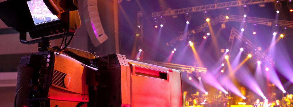 Фотосъемка концертов