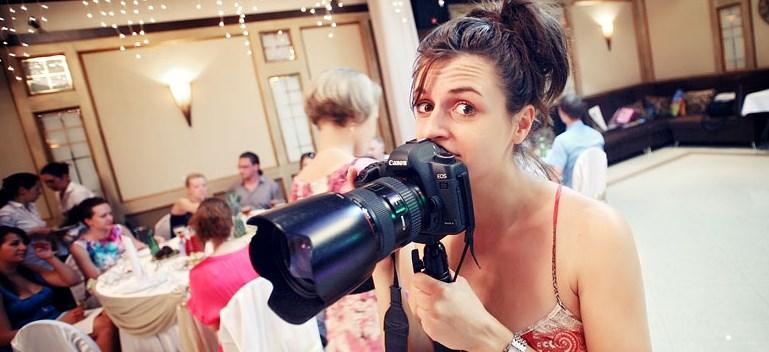 Фотограф и оператор