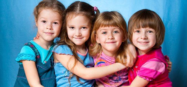 Фотограф и оператор детей
