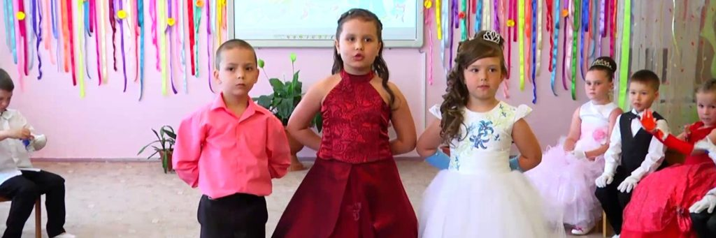 Видеосъемка детских утренников