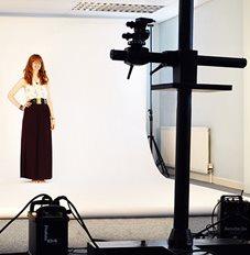 Фото и видеосъемка моделей