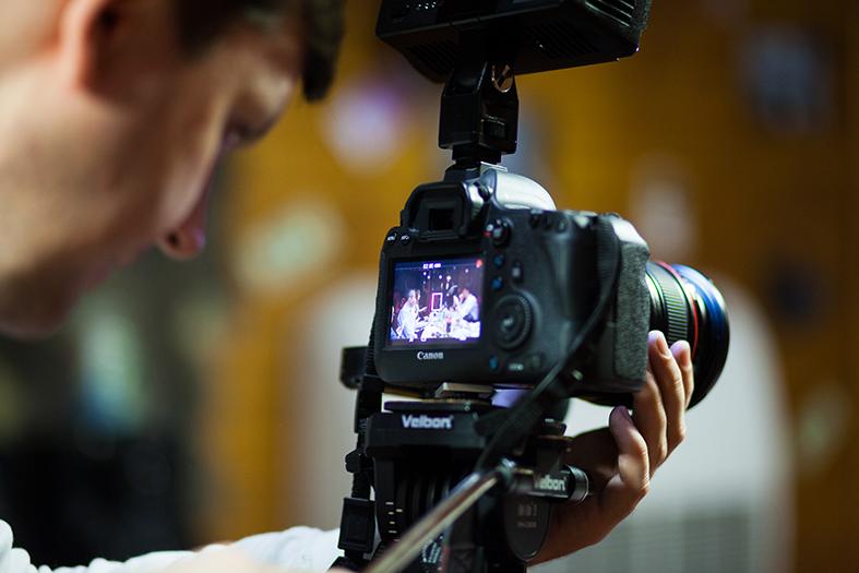 Репортажная фото и видеосъемка