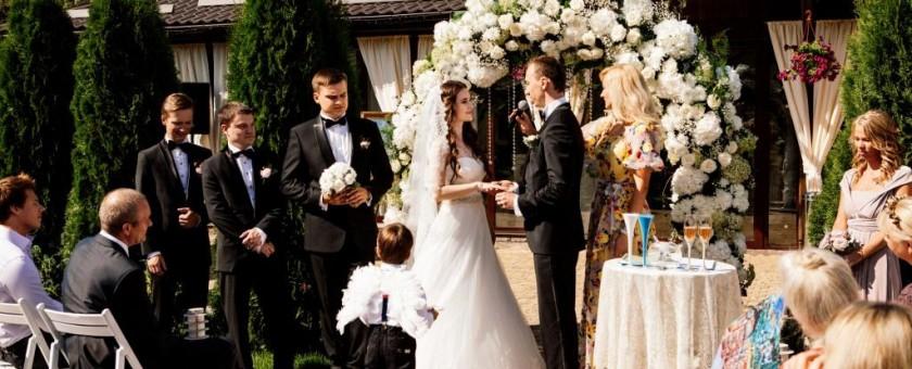 Фото видео съемка свадьбы на заказ