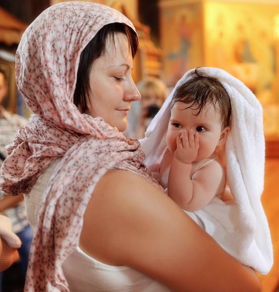 Заказать видеосъемку крещения