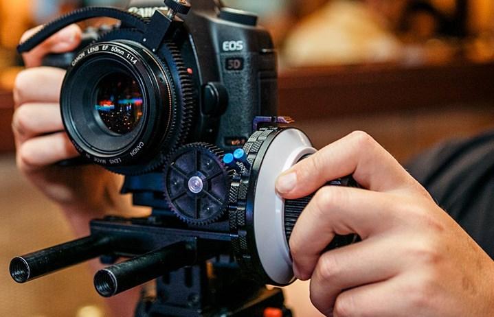 Видеосъемка двумя камерами на заказ