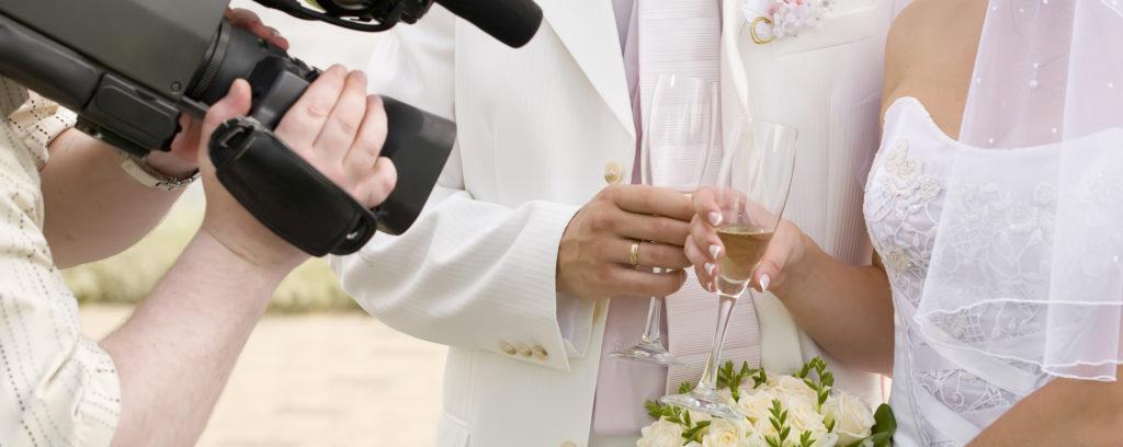 Фото и видеосъемка на свадьбу