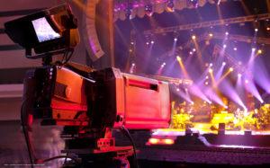 Концертная съёмка