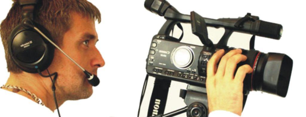 Нужен видеооператор