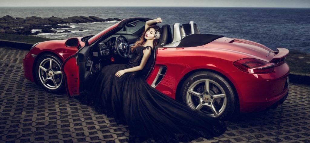 Автомобильная фотосъемка