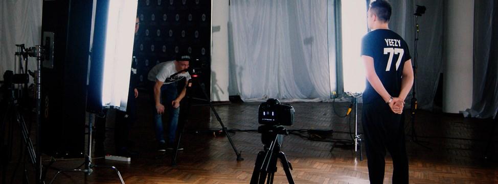 Съемка видео ролика