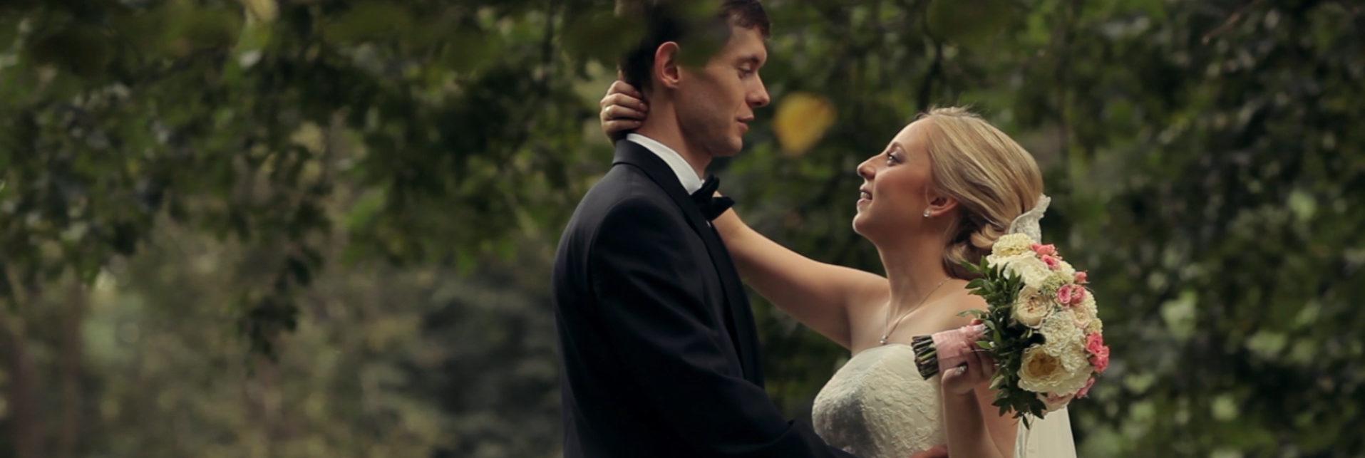 съемка видео свадьбы