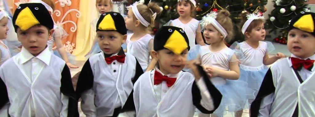 Видеосъемка детских выпускных