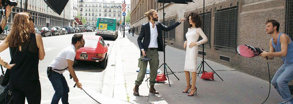 Рекламный фотограф
