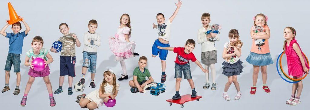 Фотосъемка и видеосъёмка детей