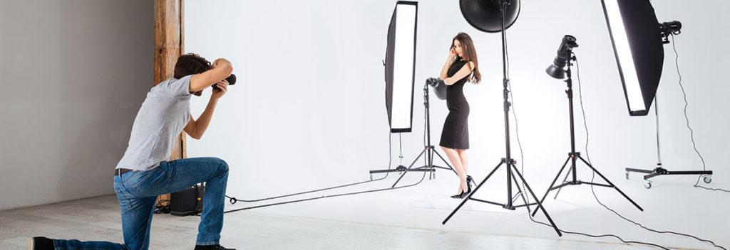 Видеосъемка моделей