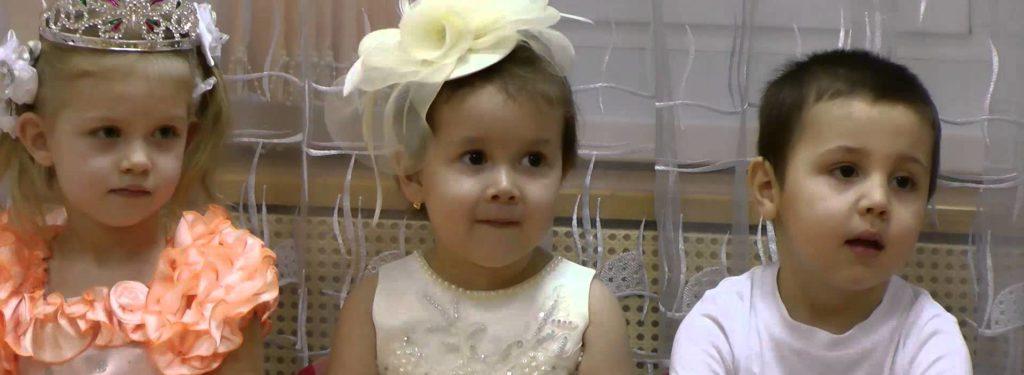 Видеосъемка детского дня рождения