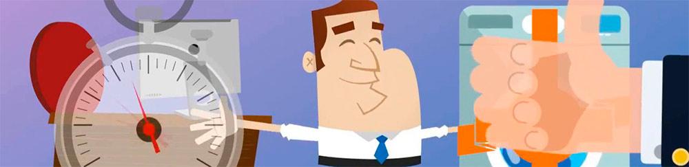 Изготовление анимационных роликов