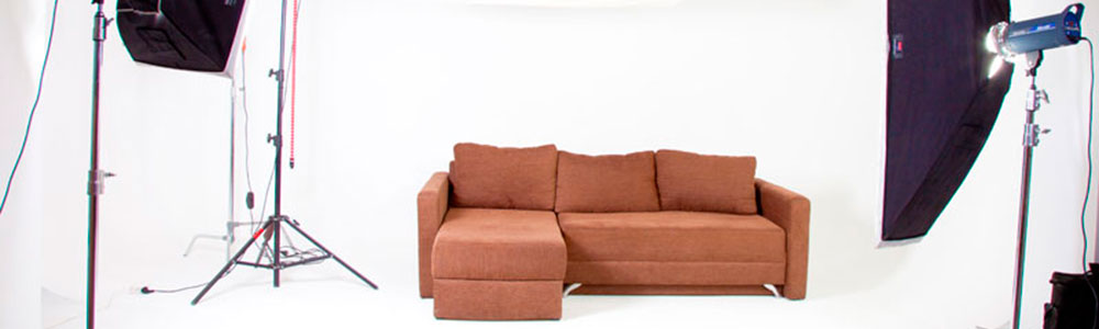 Съемка мебели для каталога