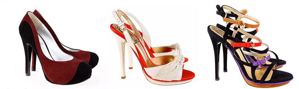 Съемка обуви для интернет-магазина