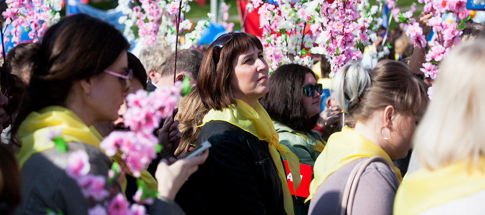 Фотосъёмка и фотограф на первое мая
