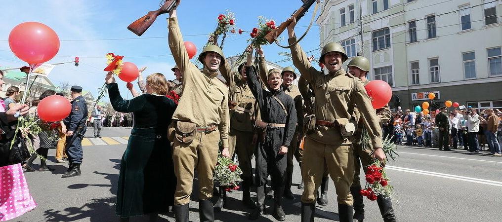 Фотосъёмка и фотограф на День Победы