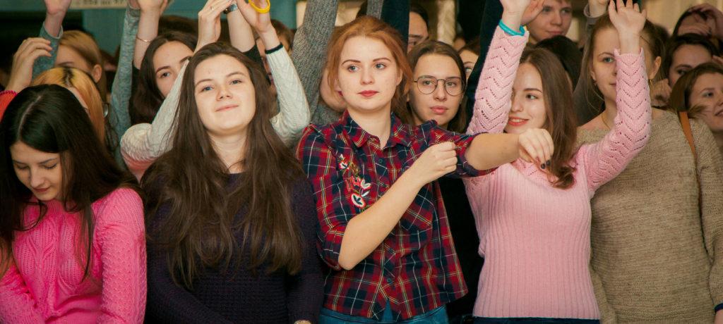Фотосъёмка и фотограф на День студентов