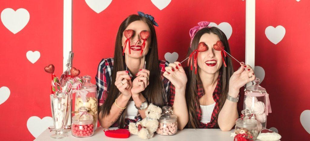 Фотосъёмка и фотограф на День Святого Валентина