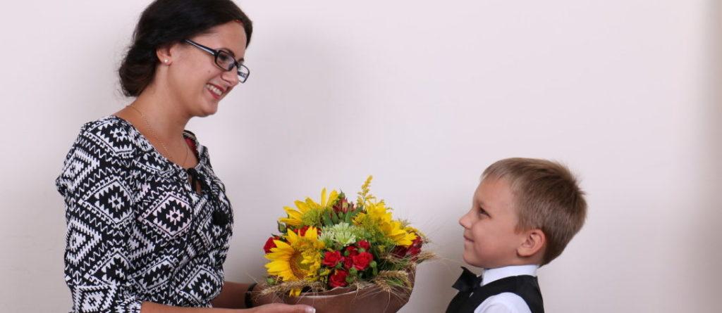 Видеосъёмка на 5 октября - День учителя